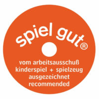 """Joc distins cu certificatul """"Spiel Gut"""" Germania"""