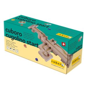 cuboro cugolino start - circuit bile swiss made - in Romania prin Didactopia by Evertoys