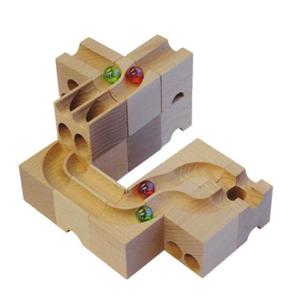 cuboro - extensie cuboro duo - circuit bile swiss made - in Romania prin Didactopia by Evertoys