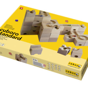 cuboro standard - circuit bile swiss made - in Romania prin Didactopia by Evertoys