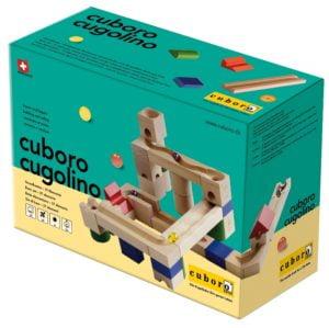 cuboro cugolino - circuit bile swiss made - in Romania prin Didactopia by Evertoys