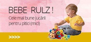Jocuri şi jucării pentru copii mai mici de 2 ani