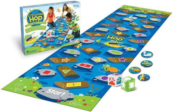 Râul cu crocodili - Joc de matematică - Learning-resources 4