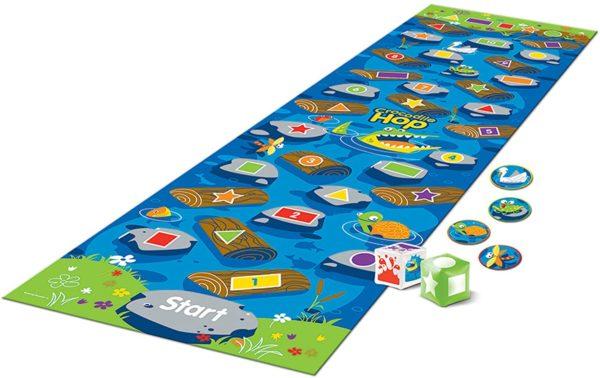Râul cu crocodili - Joc de matematică - Learning-resources 5