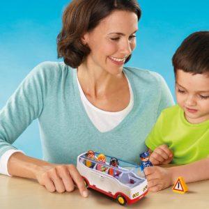 1.2.3 AUTOBUZ-Playmobil-1.2.3-PM6773