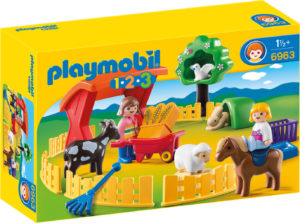 1.2.3 Animale la Zoo-Playmobil-1.2.3-PM6963