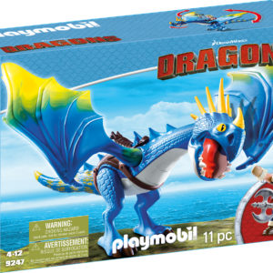 ASTRID SI STORMFLY-Playmobil-Dragons-PM9247