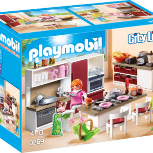 BUCATARIE-Playmobil-City Life-PM9269
