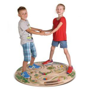 Balancing Board Maxi Disc - Platforma echilibristica pentru 2 persoane