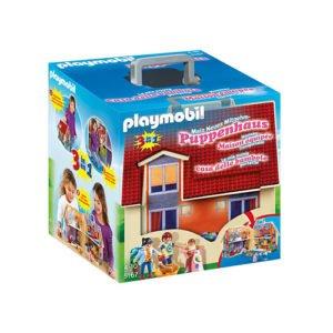 CASA DE PAPUSI MOBILA-Playmobil-Dollhouse-PM5167