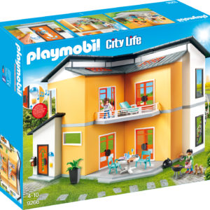 CASA MODERNA-Playmobil-City Life-PM9266