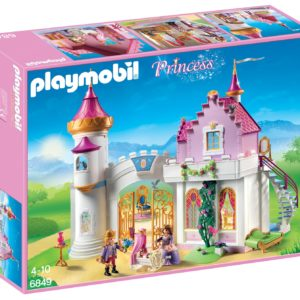 CASA REGALA-Playmobil-Princess Castle-PM6849