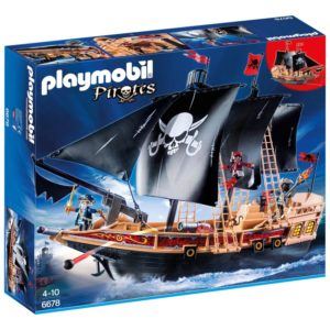 CORABIA PIRATILOR-Playmobil-Pirates-PM6678