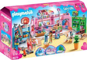 Centru Comercial-Playmobil-City Life-PM9078
