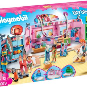 Centru comercial-Playmobil-City Life-PM9078