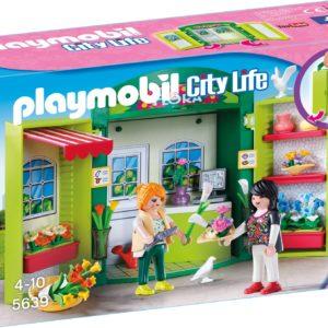 Cutie de joaca- Florarie-Playmobil-City Life-PM5639
