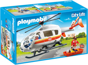 ELICOPTER MEDICAL DE URGENTA-Playmobil-Kid Clinic-PM6686