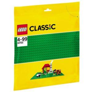 LEGO-10700-Placa de baza verde LEGO  (10700)-LEGO Classic