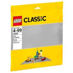 LEGO-10701-Placa de baza gri LEGO (10701)-LEGO Classic