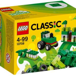 LEGO-10708-Cutie verde de creativitate  (10708)-LEGO Classic