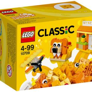 LEGO-10709-Cutie portocalie de creativitate  (10709)-LEGO Classic