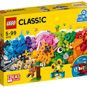LEGO-10712-Caramizi si roti variate (10712)-LEGO Classic