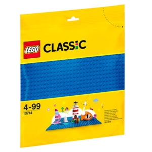 LEGO-10714-Placa de baza albastra (10714)-LEGO Classic