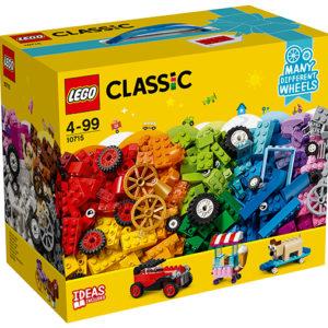 LEGO-10715-Caramidute in miscare (10715)-LEGO Classic