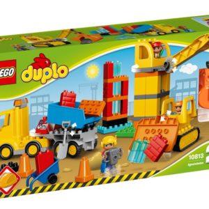 LEGO-10813-Santier mare LEGO DUPLO  (10813)-LEGO DUPLO