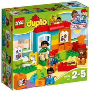 LEGO-10833-Gradinita LEGO DUPLO  (10833)-LEGO DUPLO