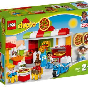 LEGO-10834-Pizzerie LEGO DUPLO  (10834)-LEGO DUPLO