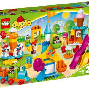 LEGO-10840-Parc mare de distractii  (10840)-LEGO DUPLO