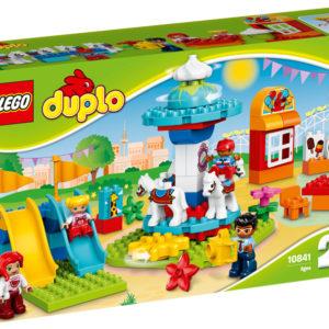 LEGO-10841-Parc de distractii  (10841)-LEGO DUPLO