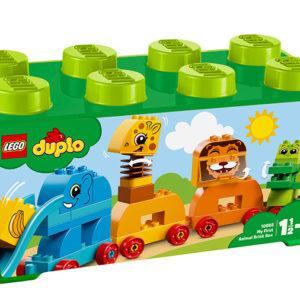 LEGO-10863-Prima mea cutie de caramizi cu animale (10863)-LEGO DUPLO