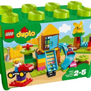 LEGO-10864-Cutie mare de caramizi pentru terenul de joaca (10864)-LEGO DUPLO