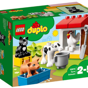 LEGO-10870-Animalele de la ferma (10870)-LEGO DUPLO