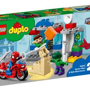 LEGO-10876--LEGO DUPLO