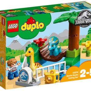 LEGO-10879-Gradina Zoo a uriasilor blanzi (10879)-LEGO DUPLO