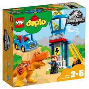 LEGO-10880-Turnul T. Rex (10880)-LEGO DUPLO