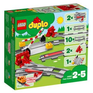 LEGO-10882-Sine de cale ferata (10882)-LEGO DUPLO