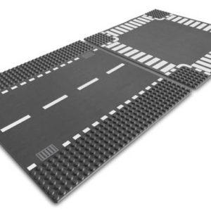 LEGO-7280-Strada si intersectie  (7280)-LEGO Classic