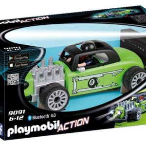 Masina de curse cu telecomanda