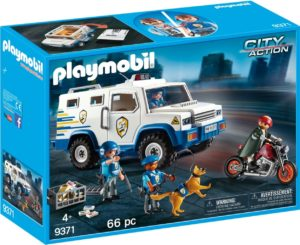 Masina de politie blindata-Playmobil-City Action-PM9371