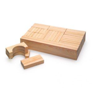 Maxi Blocks - Blocuri din lemn gigant