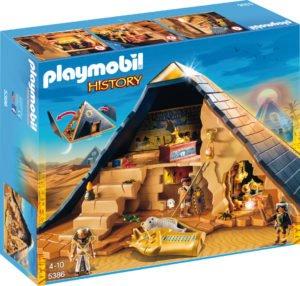 Piramida Faraonului-Playmobil-Romans and Egyptians-PM5386