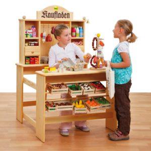 Stand Supermarket copii, Shop Classic, Joc de Rol, mobilier copii, Erzi Germania