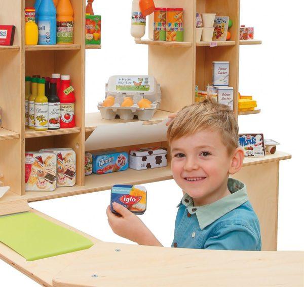 Magazin, Shop Premium XL, Joc de Rol, mobilier multifunctional copii, Erzi Germania
