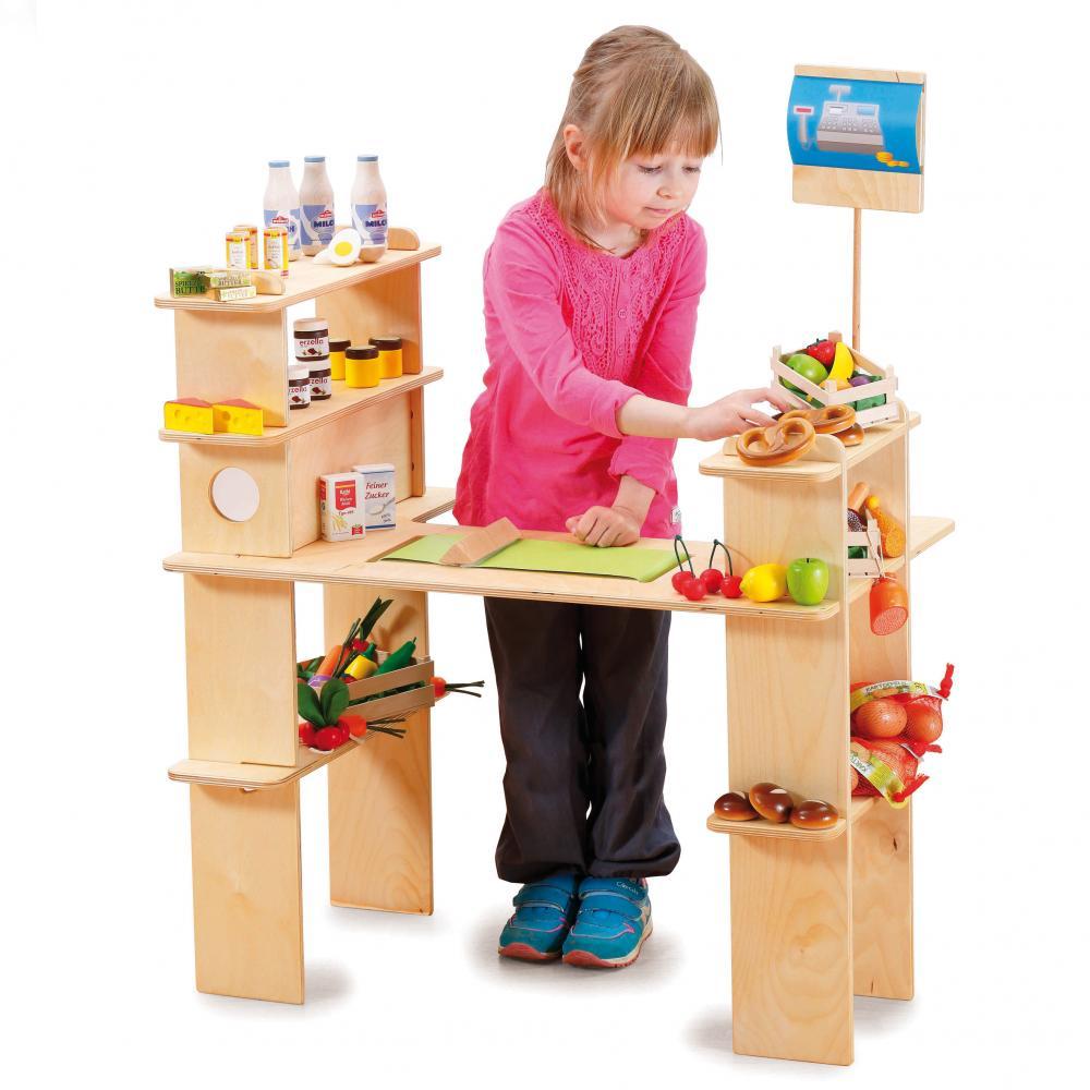 Stand Supermarket, Home Shop, Joc de Rol, mobilier multifunctional copii, Erzi Germania