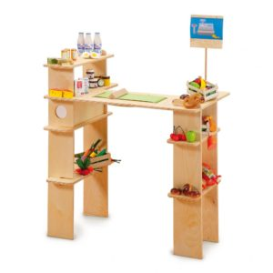 Stand Supermarket, Home Shop, Joc de Rol, mobilier multifunctional copii, Erzi Germania