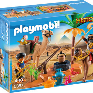 TABARA FARAONILOR-Playmobil-Romans and Egyptians-PM5387